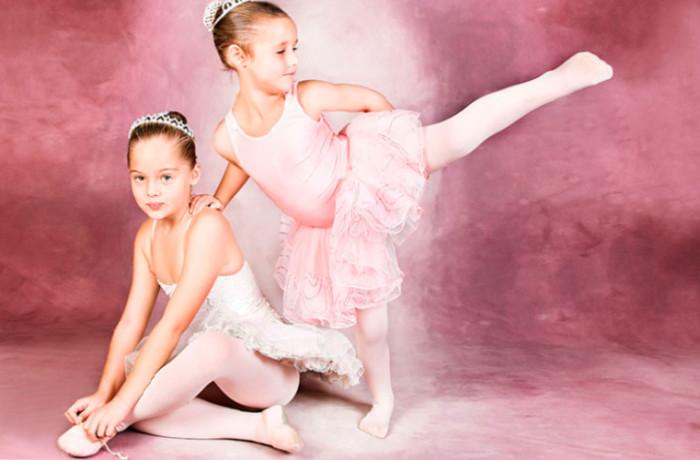 Танцевальная студия с 4 до 7 лет