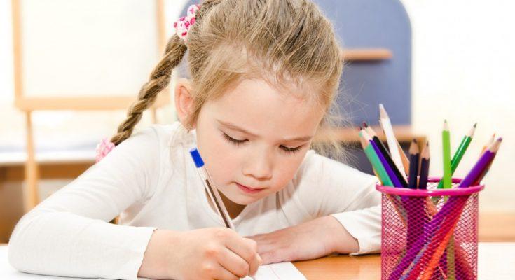 Подготовка руки к письму для детей  с 5 до 7 лет